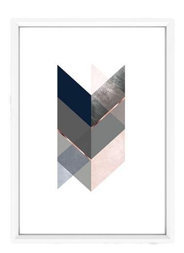 Lyn Home & Decor Tablo 20x30 Cm Beyaz